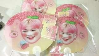 Daniel Lenticular Fan by @_daisy_1210