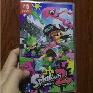 SPLATOON 2 JAPANESE VER.