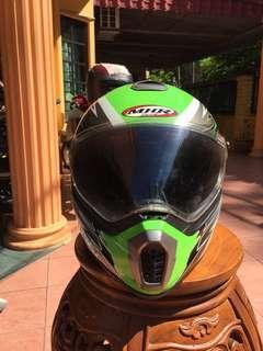 MHR full face helmet