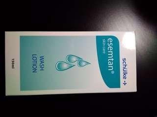 Brand new Schülke esemtan skin care wash lotion
