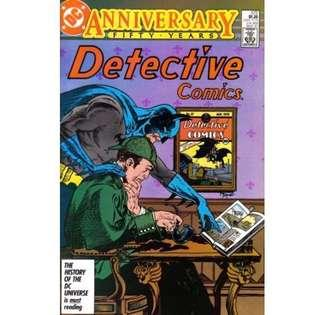 DETECTIVE COMICS #572 (1987) 50th Anniversary Issue!