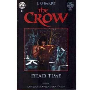 THE CROW: DEAD TIME #1 (1996) First issue!