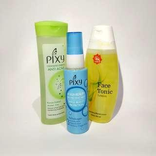 Set toner, cleansing water & face mist