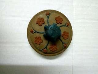 舊陶器(配件,)