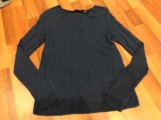 Asos blue sweater