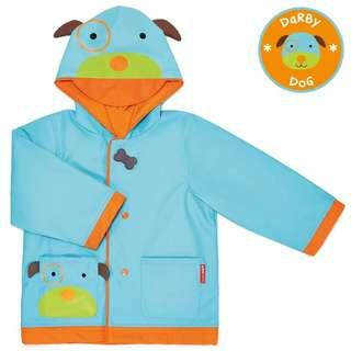 skip hop zoo raincoat  DOG L