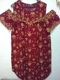 Batik Ibu Menyusui - Batik for Breastfeeding Mom