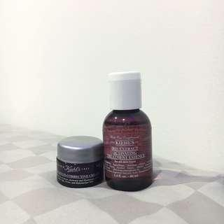 KIEHLS TRAVEL SIZE SET (ESSENCE&CREAM)