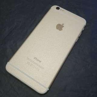 (包平郵) iPhone 6/6s plus 手機後背全包邊磨砂貼膜