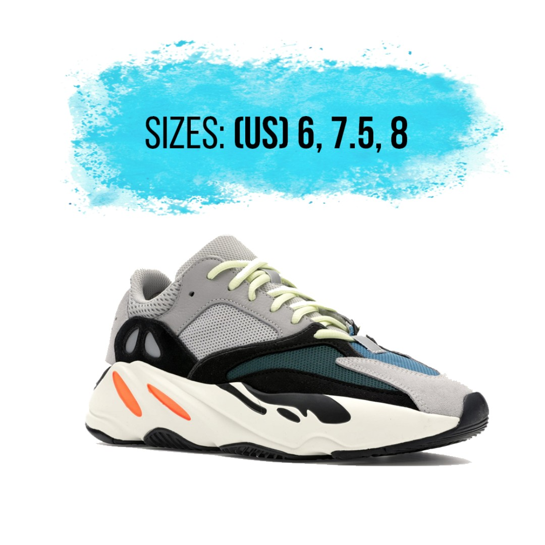 ac4a042013e 🔥 Adidas Yeezy Wave Runner 700 Solid Grey
