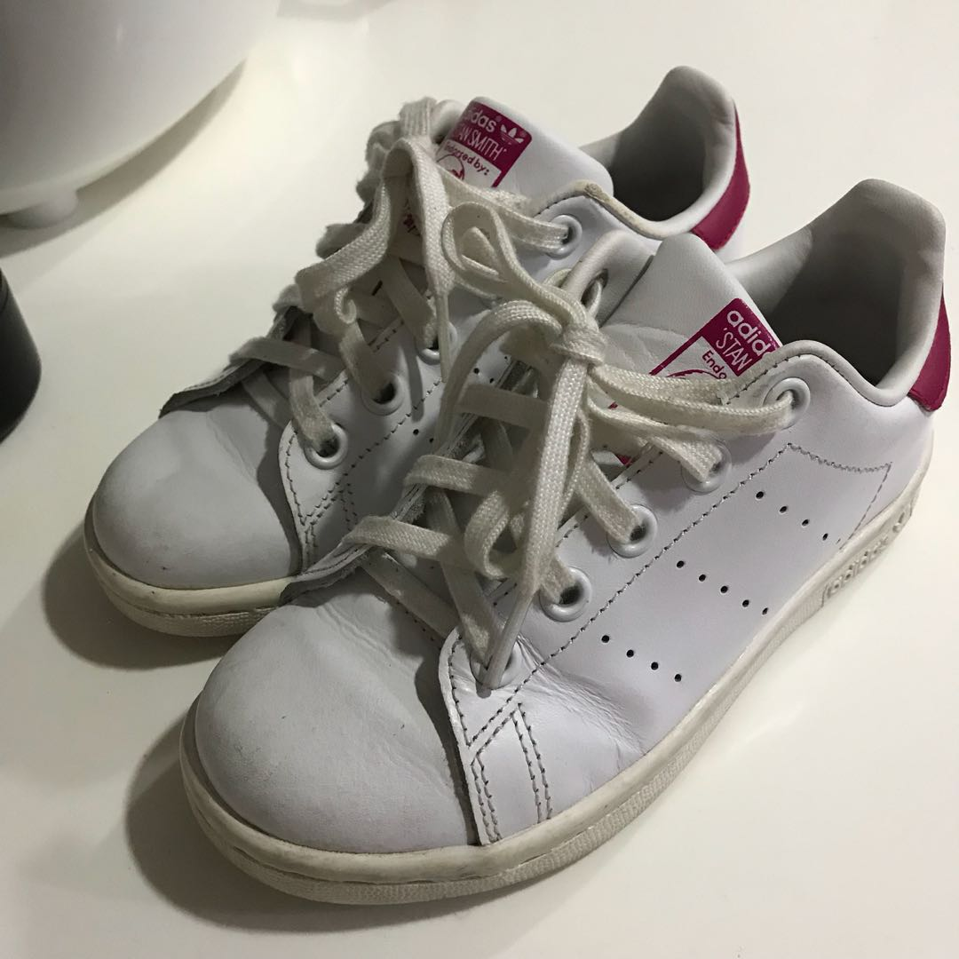 new product 6a6ea 4da0f Adidas Stan Smith Pink