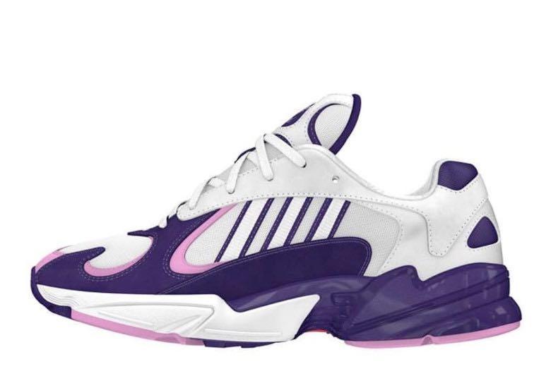ccb70d4c7c0f Adidas Yung 1 Dragon Ball Z Frieza