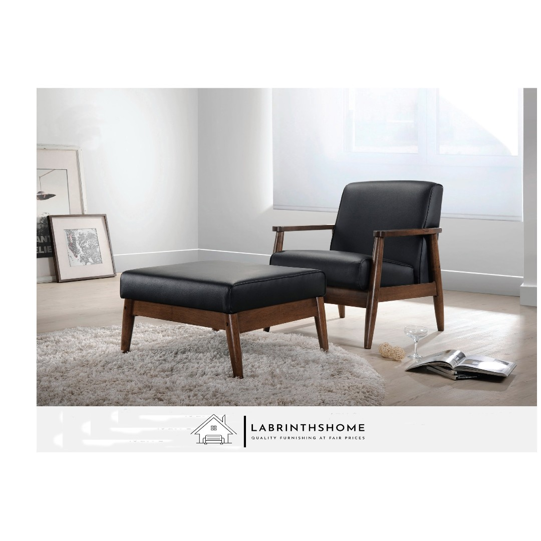 Anekin Sofa Chair Set Furniture Tables Chairs On Carousell