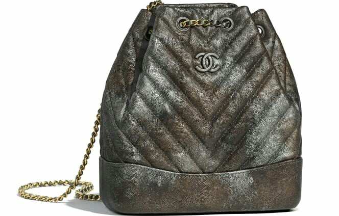 aa5385760015 AUTHENTIC CHANEL GABRIELLE Small Backpack