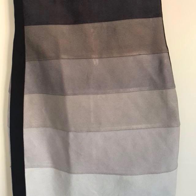 Bandage dress - Herve ledger