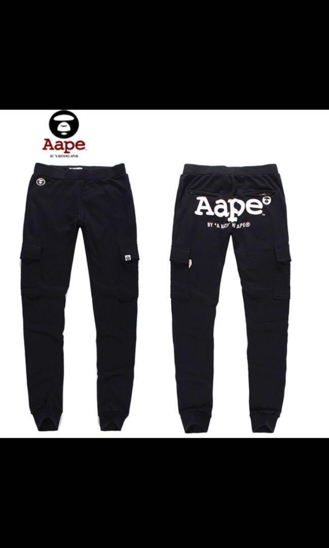 Bape Aape Joggers 40beeb328