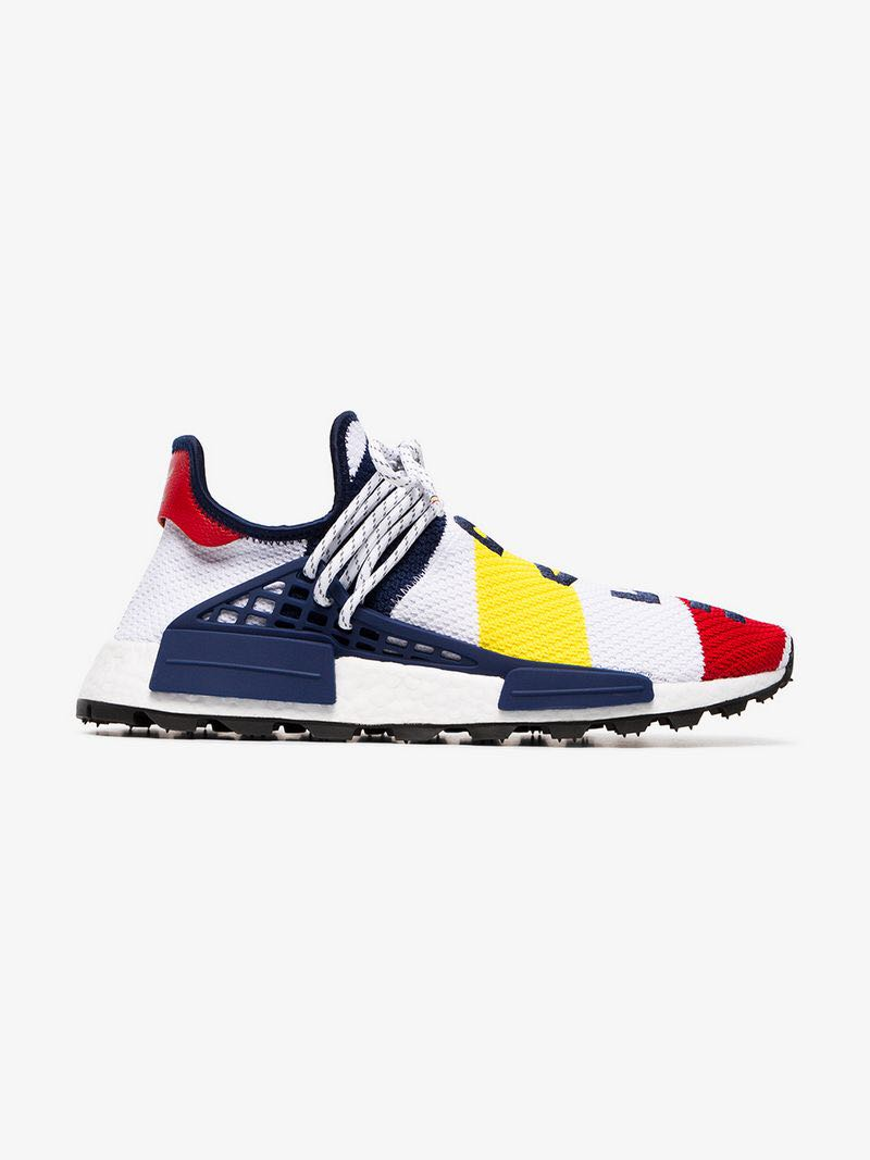 84d50513b2085 BBC x Pharrell Williams x Adidas NMD Hu