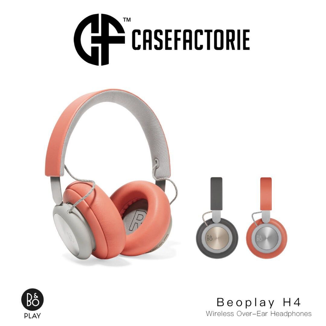 cc7a7e9c0ec254 B&O Play Beoplay H4 Bluetooth Wireless Over-Ear Headphone ...