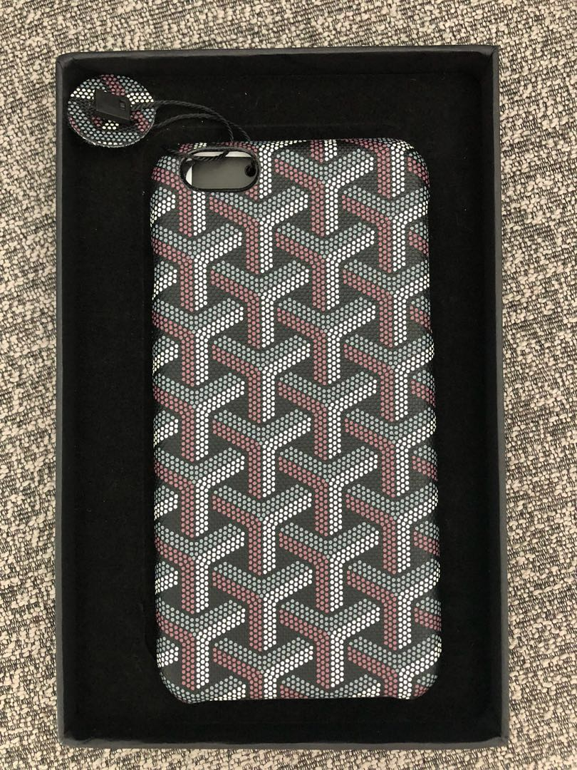 huge selection of 3ec6f 7c976 Brand New Goyard design iPhone 6 Plus cover (comes in s box)