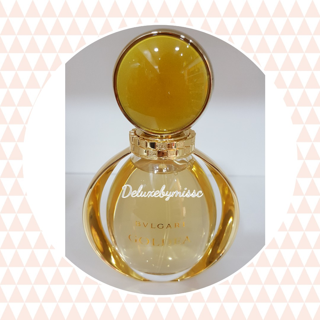 Bvlgari Perfume Goldea Out Of Stock Health Beauty Perfumes