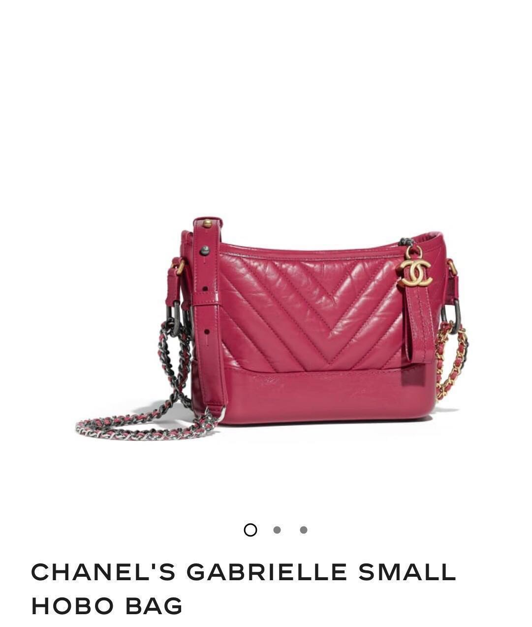 865cc03545f Chanel Gabrielle Bag, Luxury, Bags & Wallets, Handbags on Carousell