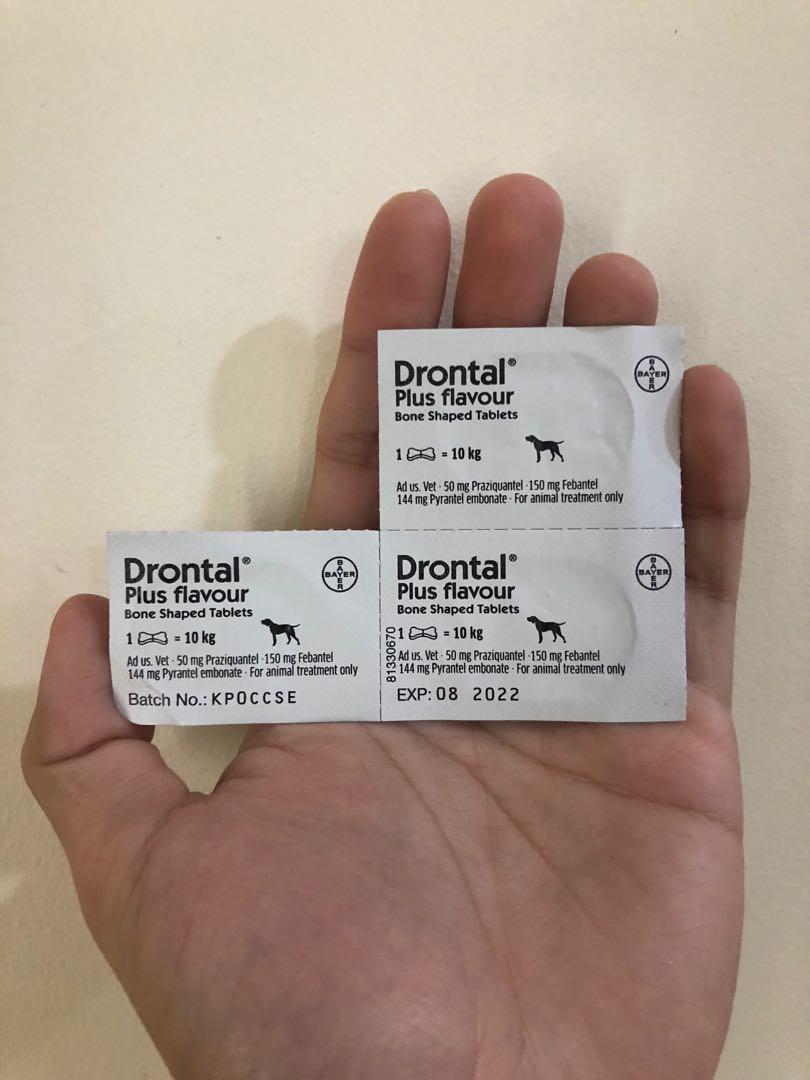 CLEARANCE: Drontal Plus DrontalPlus