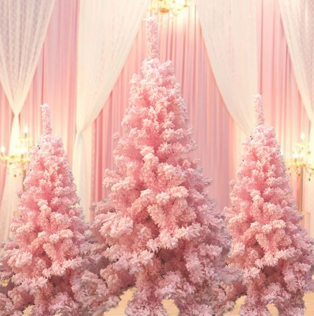 Dreaming Of A Pink Sakura Christmas Tree