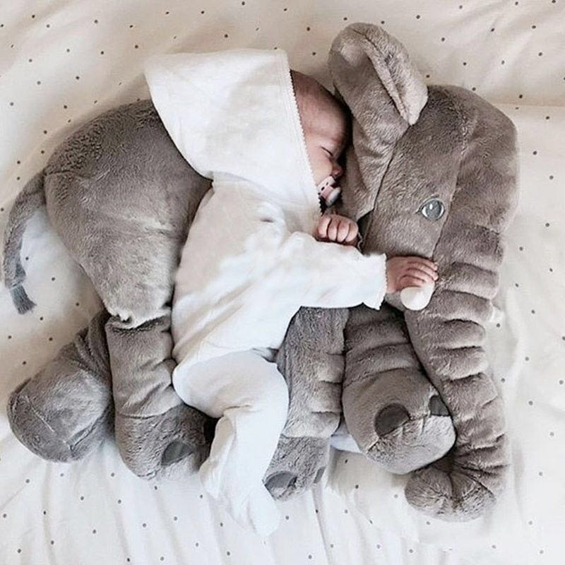 Elephant Soft Toy Plush Plushie Infant Baby Babies Large Big Huge