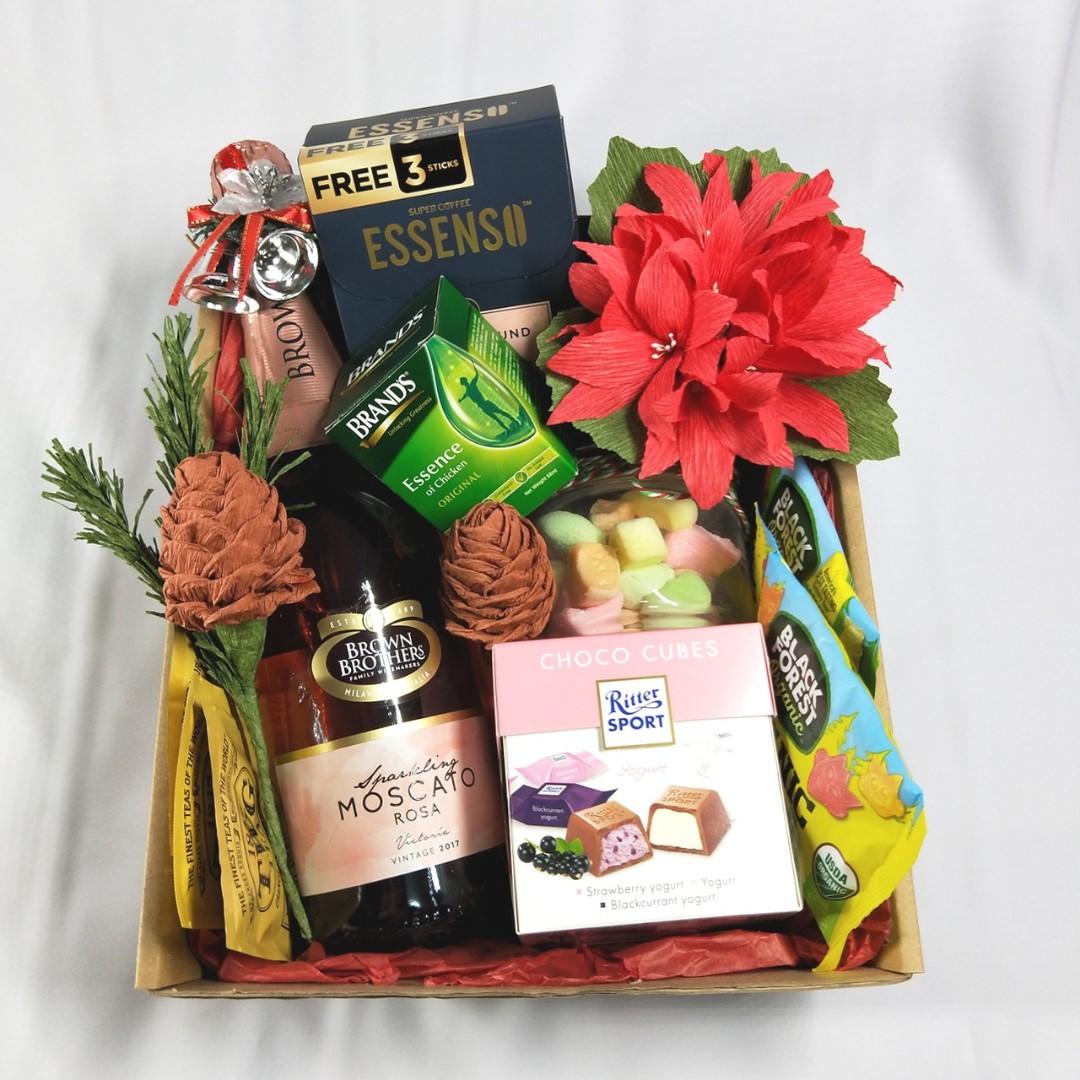 Gh1802 Gift Hamper Christmas Everything Else On Carousell