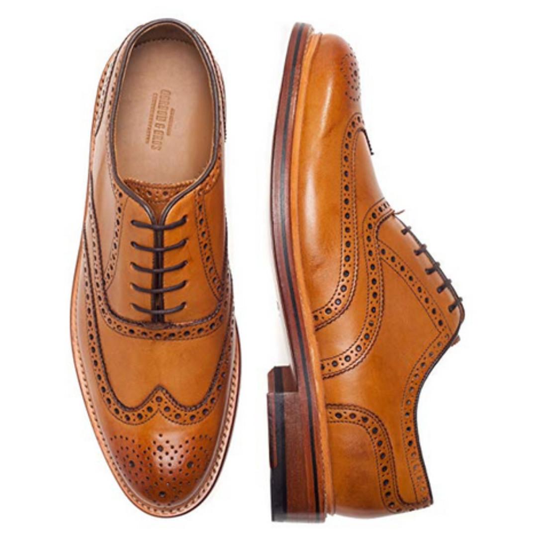 Gordon   Bros Levet 2506 Brogue Shoe, Men s Fashion, Footwear, Formal Shoes  on Carousell 92ee0a9dd2