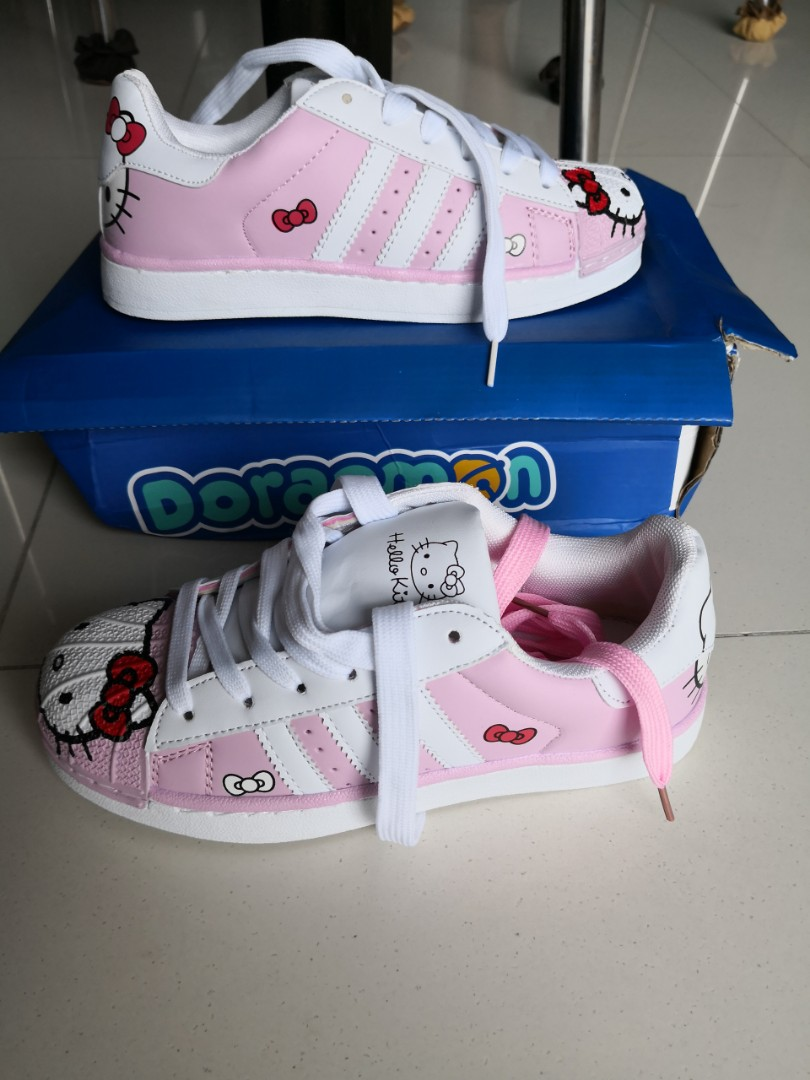 edcafbe3b2b 👍(INSTOCK) Hello Kitty Sneakers