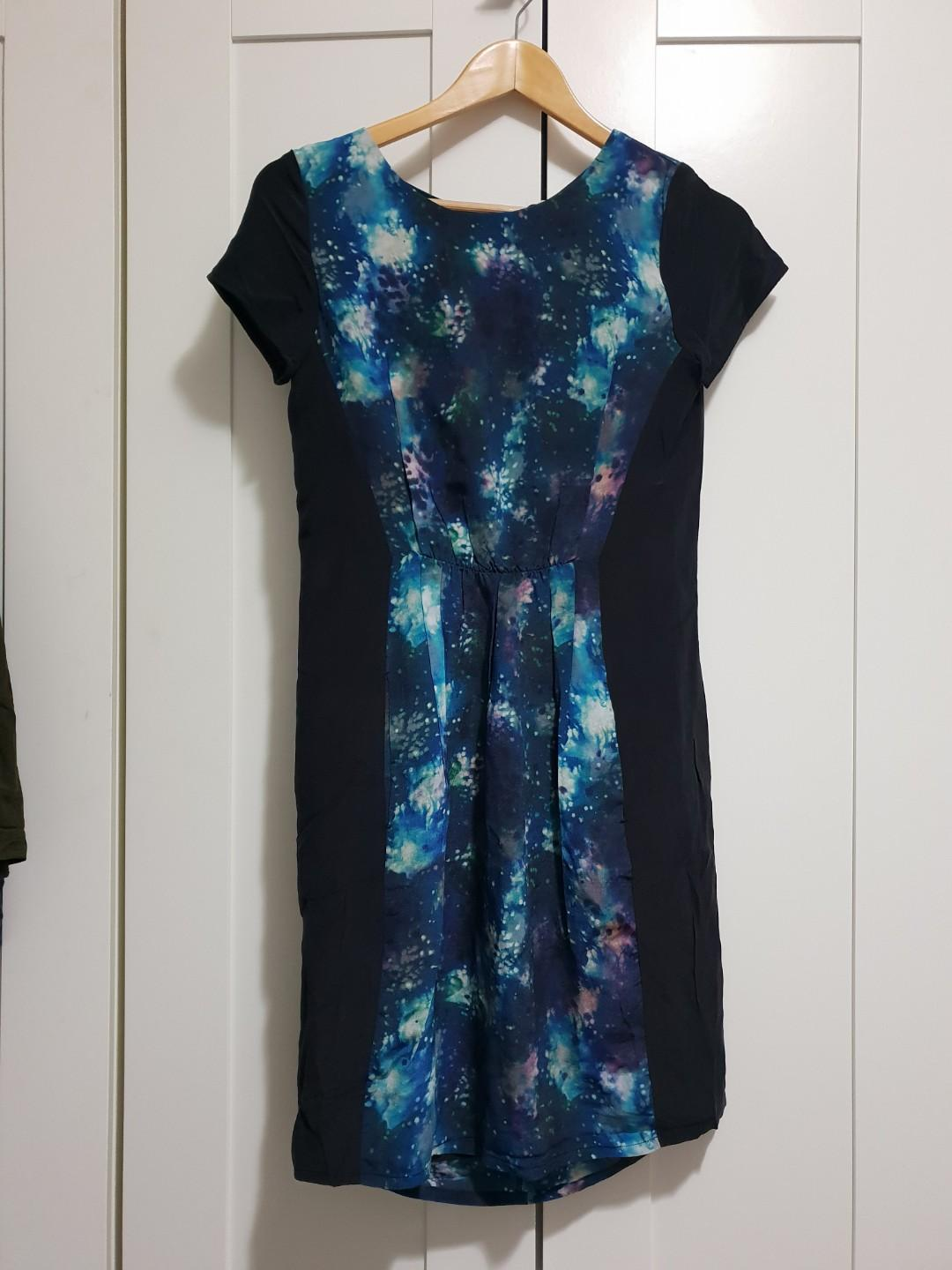 JAG CONTRAST DRESS | SIZE 6