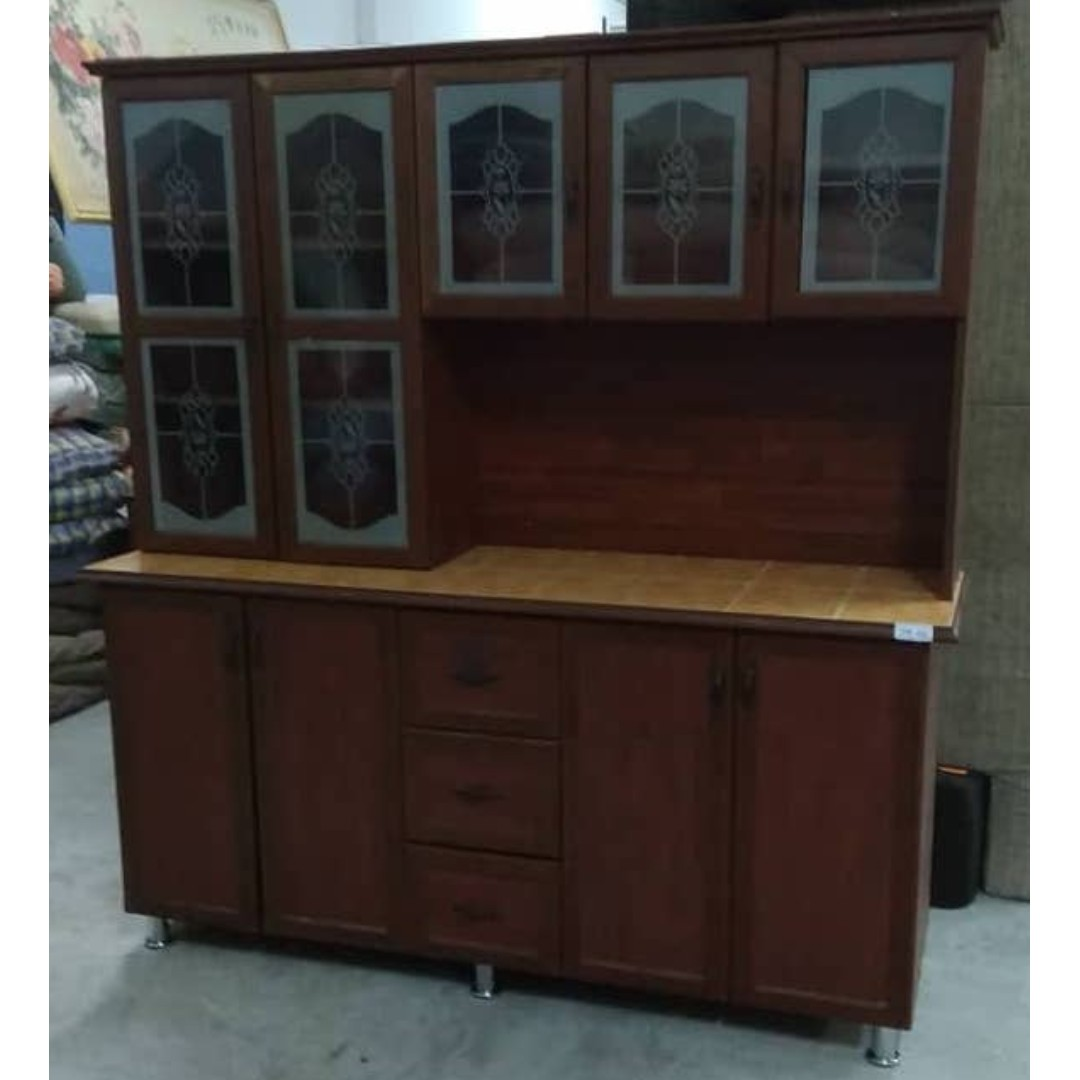 Kabinet Dapur Kitchen Cabinet 6feet L89 Aa Rumah Perabot Others Di Carou
