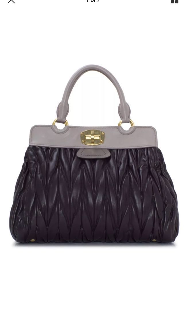 d6881149329 Last price! Miu Miu 2-ways bag authentic, Luxury, Bags   Wallets ...