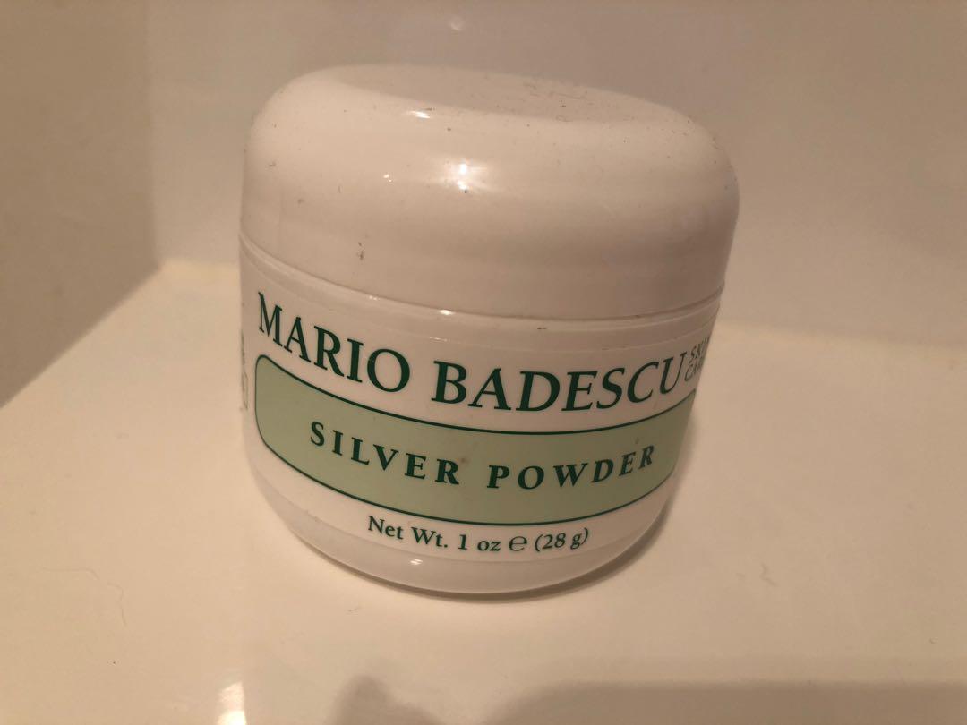 Mario Bedescu Silver Powder (For blackheads)