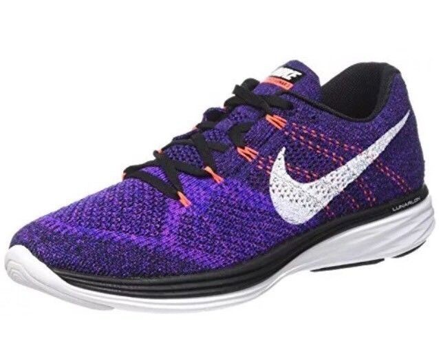 new concept b04d2 2a64a Nike Flyknit Lunar3 Size US 9.5, Men s Fashion, Footwear, Sneakers ...