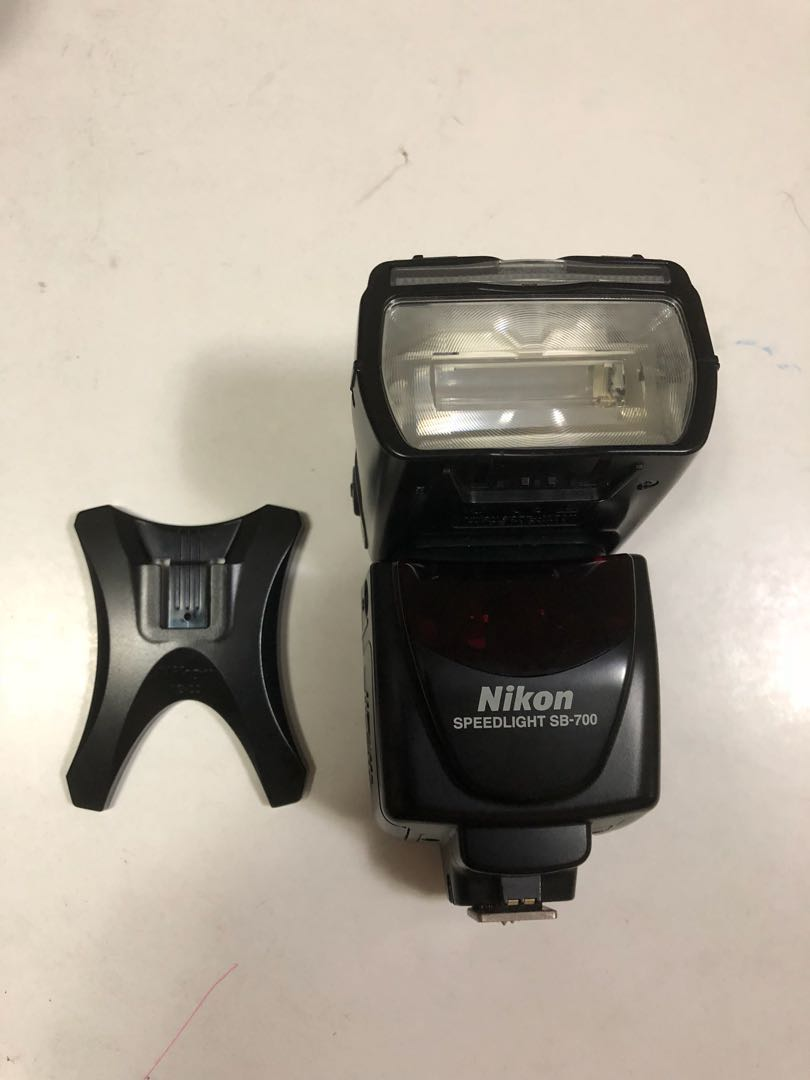Nikon Speedlight Sb 700 Photography Camera Accessories Others On Carousell