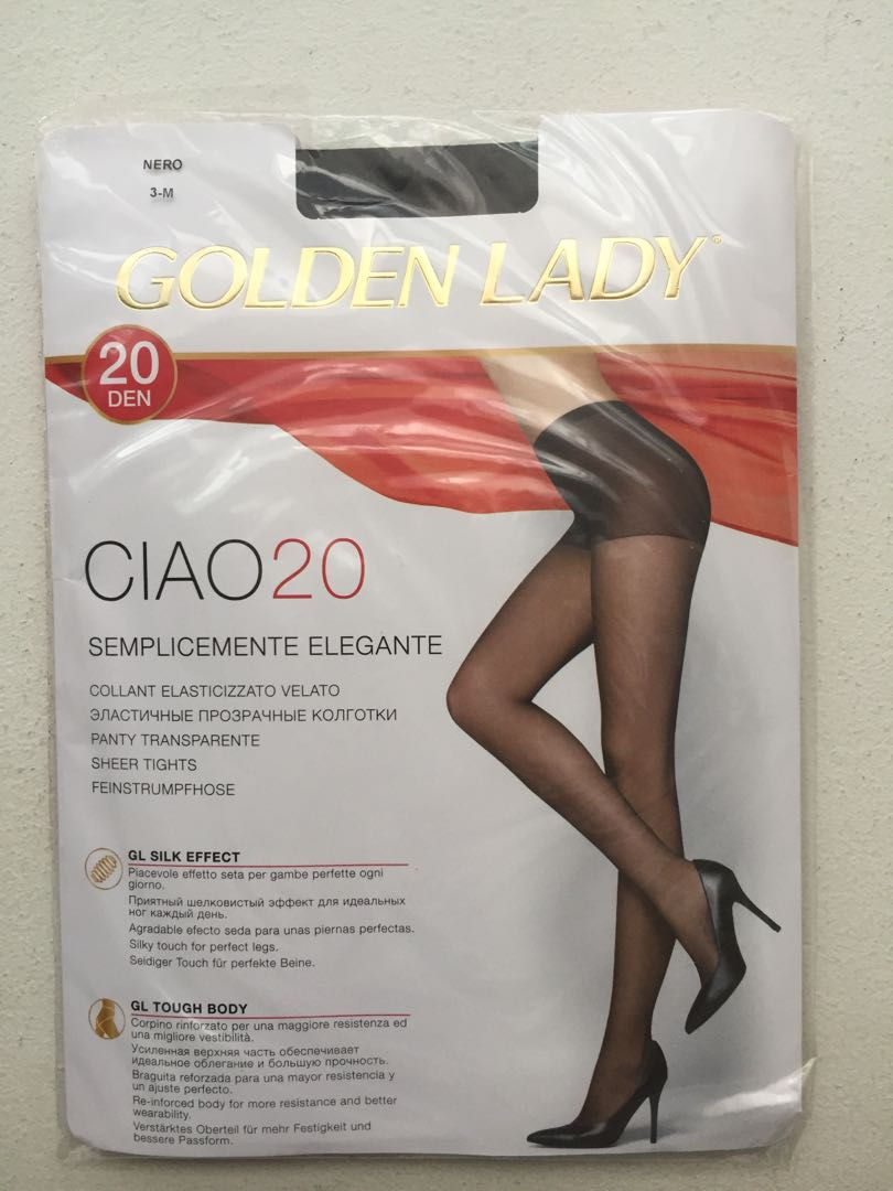 6cc8397df9b Premium sheer tights (Made in Italy)