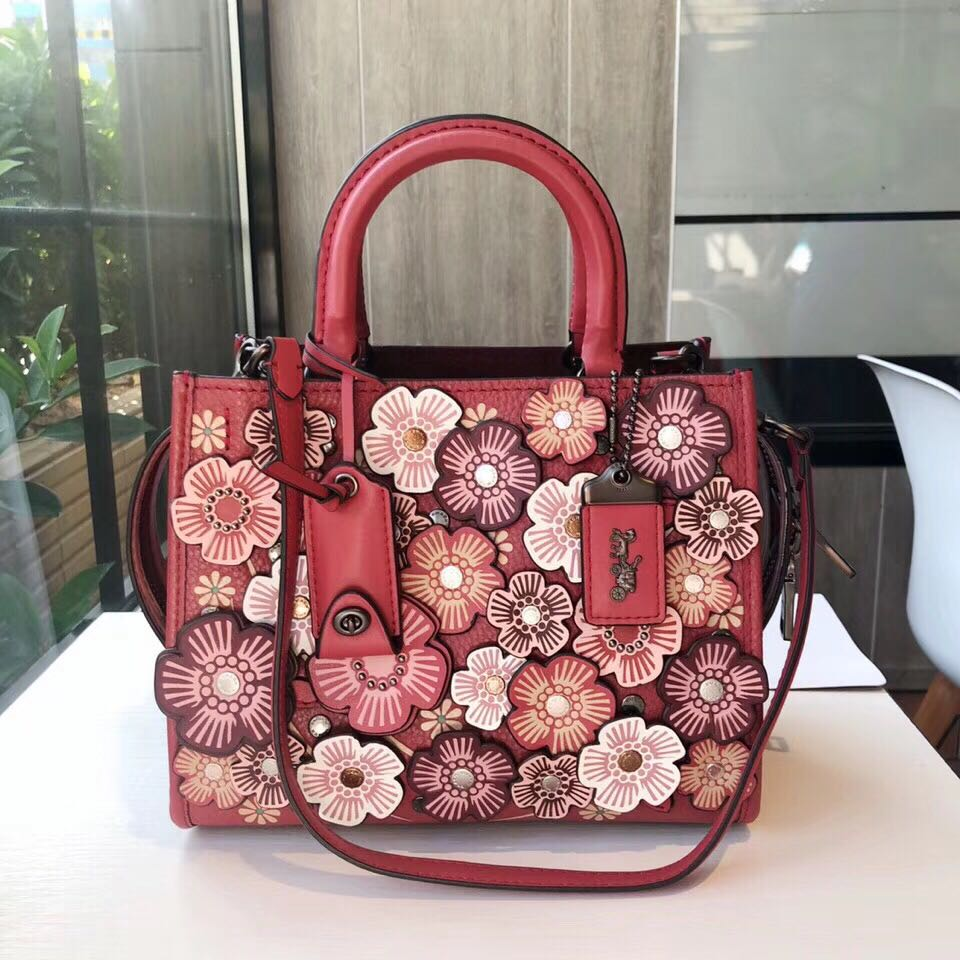 82a9447c4a6 SALE coach rogue 25 women's bag, Women's Fashion, Bags & Wallets, Handbags  on Carousell