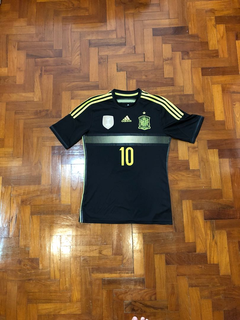 newest 42f3a fafb8 Spain 2014 World Cup jersey with Cesc Fabregas(10)