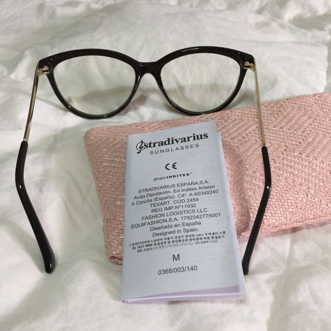 e45463c76cd Stradivarius Reading Glasses with Resin Frame
