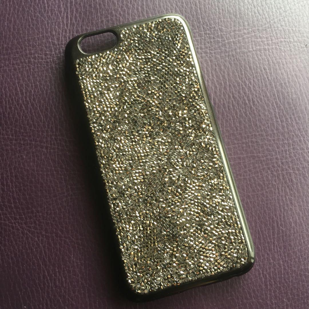 buy online a604c 79bbb Swarovski Crystal iPhone 6 Case