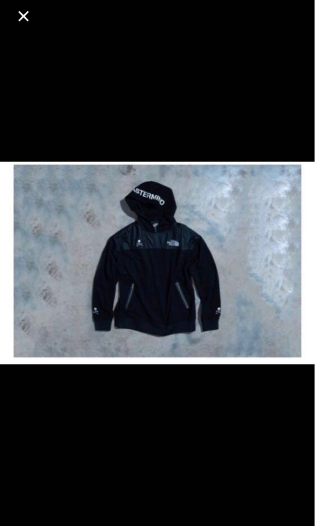 9213efcab The north face x mastermind japan hoodie, Men's Fashion, Clothes ...