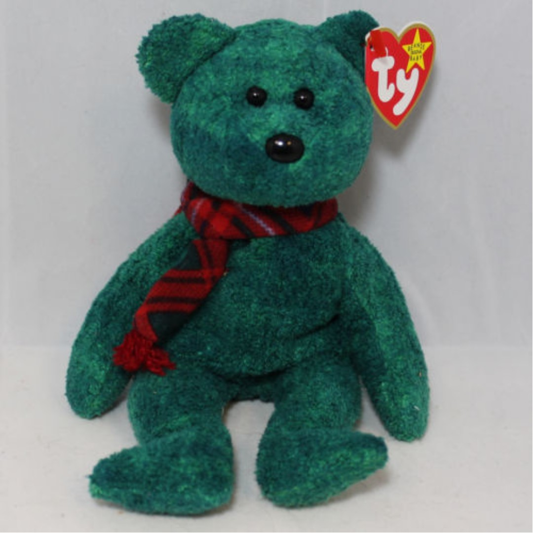 Ty beanie baby - Bear Wallace  b5a60b245ce