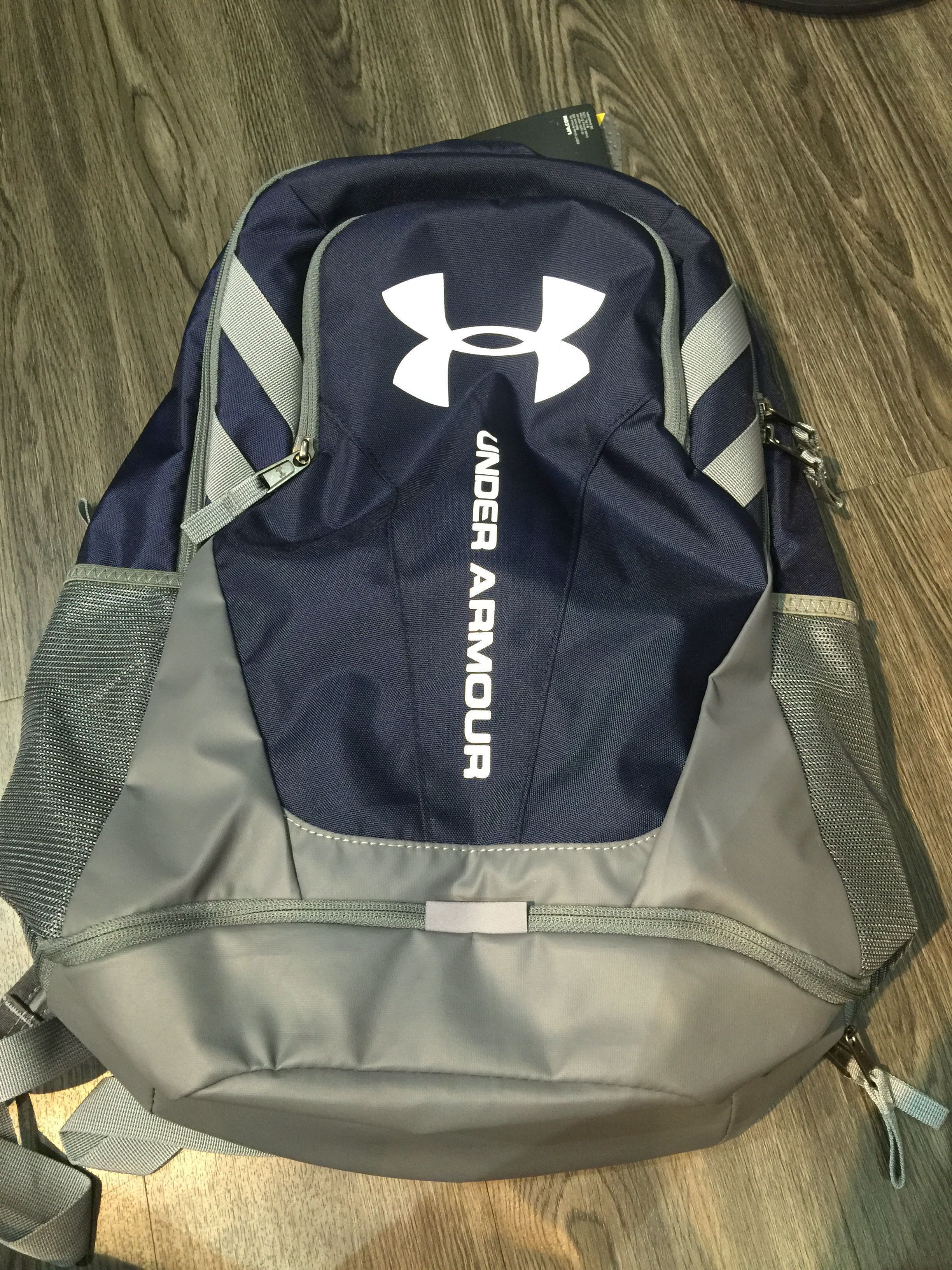 8dc6c5f609 Under Armour Hustle 3.0 Backpack BNWT Genuine