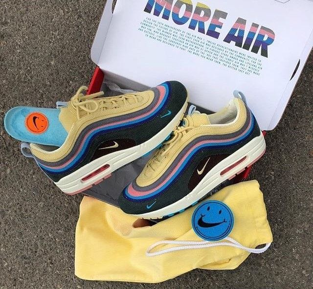 best sneakers 769d4 3c749 WTT for Sean Wotherspoon Nike Air Max 97/1