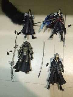 WTS Final fantasy play arts