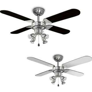 HIGH QUALITY !! Sleek Versatile Ceiling Fan with Directional Motor