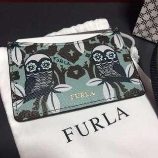 🚚 Authentic BNIB Furla card holder