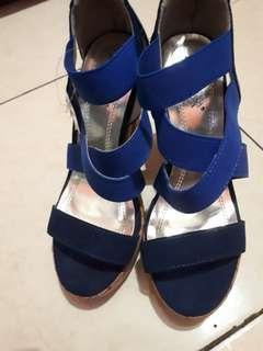 Blue elegant(re price 30%)